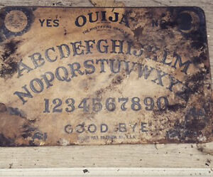 Looking for an old ouiji board London Ontario image 1
