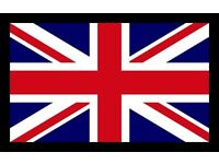 "Brand New Union Jack Flag Measures approx 60 x 36"" DAMAGED STOCK"