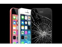 iPhone repair and customization - iPhone screen replacement, batteries, charging ports etc.