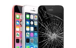 Réparation iPhone 5c en spécial 75$ remplacement lcd garantie