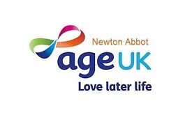 Charity Shop Volunteer - Age UK, Newton Abbot