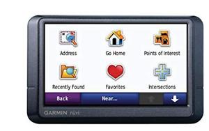 """Garmin nüvi 255W - Récepteur GPS -  - 4.3"""" - écran large"""