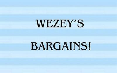Wezey's Bargains