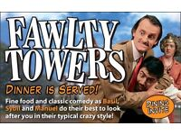 Fawlty Towers Interactive Dinner Show