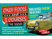Only Fools and 3 Courses the Sequel Interactive Dinner Show Thurrock