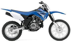2010 125 Yamaha 4 Stroke