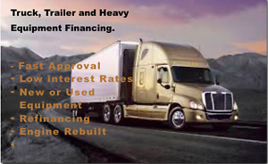 Refinance your equipment for Cash!!!