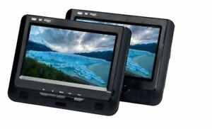Sylvania 9-inch Dual Screen Portable DVD Player SDVD9957