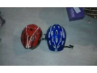 bycicle helmets