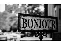 Adult French Lessons - Conversation Classes - Translation