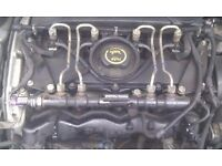 ford transit/ mondeo 2.0 tdci engine & box complete
