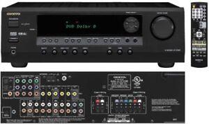 ONKYO AV Receiver | Home Theatre System Dolby Digital
