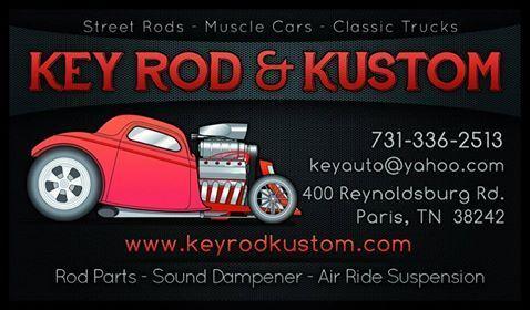 Key Rod & Kustom