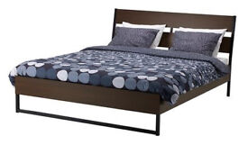 IKEA Bed Frame 'Trysil' - Double Bed - excellent condition
