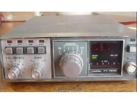 Rare Yeasu FT-720R Series is a compact VHF/UHF mobile, microprocessor controlled
