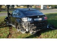 BMW X6 SERIES 35D BREAKING FULL CAR 08-14 PARTS SPARES