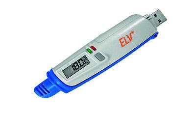 TEMPERATUR-LOGGER KLIMALOGG PRO SPEZIAL TFA 30.3039.10.SPEZIAL DATENLOGGER USB