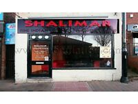 Shalimar Indian Takeaway - Quick sale £14,000 Kimberley, Nottinghamshire, UK