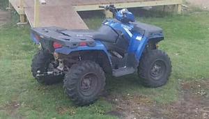 POLARIS SPORTSMAN 400 4X4 2013