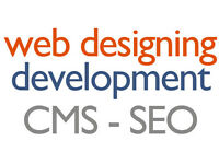 Experienced Web Designer - Developer available for work in London UK