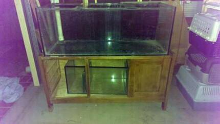Fish tank sump and pump Bray Park Pine Rivers Area Preview