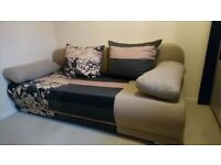 Sofa with sleeping function,bonel springs and foam