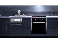 BRAND NEW* Baumatic B620MC Megachef Electric Built-in Single Oven Black & Stainless Steel