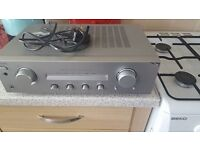 sony integrated amplifier