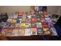 55 DVD's Great collection of Horror,action and Comedys