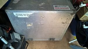 RACK CASE FOR MARSHALL 4 X 12 CABINET
