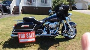 2007 Harley Davidson Electric Glide Classic