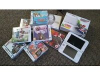 3ds xl and games