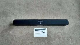 ROTH SUB ZERO II TV SOUNDBAR WITH BLUETOOTH.