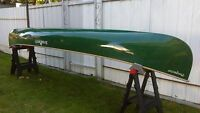 Beautiful canoe for sale.