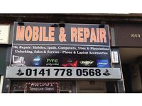 MOBILE REPAIR SHOP FOR SALE ON BUSY TOOL CROSS ROAD