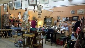 One of Canada's Oldest Antiques & More Market