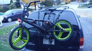 Free style, (BMX style),Trick bike Kawasaki  consid offers trade