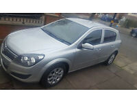 VAUXHALL OPEL ASTRA 2007 1.4 LTR 5 DOOR HATCHBACK FOR SALE