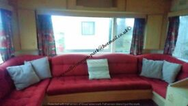 FULLY EQUIPPED TWO BEDROOM 4/5 BERTH CARAVAN TO LET, PERRANPORTH, CORNWALL TR6 0BB
