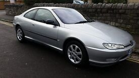 peugeot 406 diesel coupe 2003 2.2HDI manual New MOT