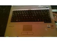 Fujitsu Amillo Laptop