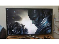 40 samsung smart tv.3d