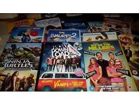 102 DVD's Job Lot incl box sets and also brand new sealed DVD's