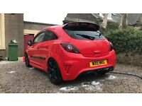 Corsa VXR Racing Edition (RED)