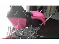 dolls pushchair