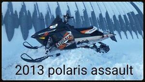 2013 Polaris Assault Switchback 800