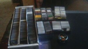 8000 + Magic The Gathering cards