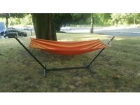 Hammock with Stand - only £25!