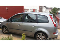 FORD FOCUS CMAX FOR SALE - EXPIRED MOT - SPARES OR REPAIR