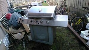 BBQ need burner i think, easy to put in *Voice calls only
